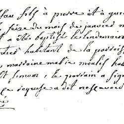 ° 1758 DELFAU Barthélémy